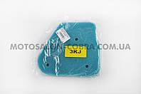 Элемент воздушного фильтра   Yamaha JOG 3KJ   (поролон с пропиткой)   (зеленый)