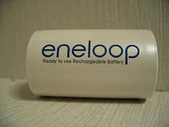 Переходник адаптер Eneloop с типа AA на D, 1 штука