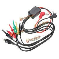 60см универсальный цифровой мультиметр испытательный кабель универсальный измерительный прибор инструмент мобильного ремонта