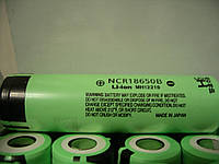 Li-ion аккумулятор Panasonic NCR18650B 3400mAh,1шт