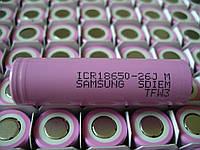 Аккумулятор 18650 Samsung ICR18650-26J М 2600мАч