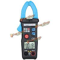 Смарт-цифровой мини-6000 рассчитывает NCV автоматический диапазон переменного тока клещи электронный измерительный прибор тестер ACM24 bsdie
