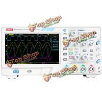 UNI-T upo2104s 8-дюймов TFT LCD  100МГц 4 канала 1GS/с ультра осциллоскопа