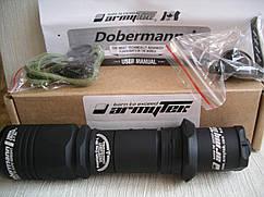 Armytek Dobermann Pro XP-L High Intensity Warm