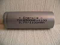 Enercig IMR18500 1100mAh - 22A.Высокотоковый аккумулятор