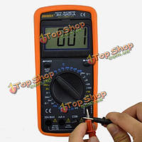 Jakemy JM-9205a цифровой мультиметр электрический измерительный прибор цифровой измеритель
