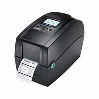 Принтер этикеток Godex RT-200 Термопечать термотрансферная печать