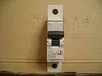 Legrand Автомат. выключатель TXC50А-1Полюс 6 кА