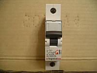 Legrand Автомат. выключатель TXC32А-1Полюс 6 кА