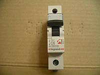 Legrand Автомат. выключатель TXC6А-1Полюс 6 кА