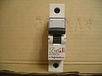 Legrand Автомат. выключатель TXC16А-1Полюс 6 кА