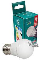 LED лампа светодиодная Titanum G45 5W E27 4100K 220V