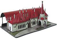 Картонная модель Императорский павильон 332 Умная бумага