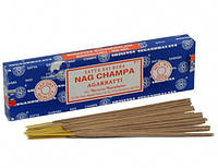 "Благовония Satya Sai Baba Nag Champa ""Наг Чампа"" 15 грамм"