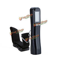 40kg 10г Portable Weight Hanging Handheld Backlight LCD  Display Digital Electronic Luggage Scale for Travel