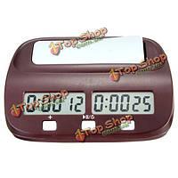 Часы шахматные электронные обратного отсчета таймер для настольной игры