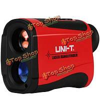 Монокуляр-телескоп лазерный дальномер 6х для охоты UNI-T LS600 600м