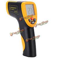 HT-822 бесконтактный промышленный компактный 12 : 1 инфракрасный термометр температуры тестер-50 ~ 380 ℃