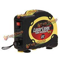 Lv07 горизонтальная вертикальная линия лазерного уровня измерения лазерный уровень
