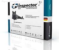 Капли Inspector ( Инспектор )для кошек от 4кг -1 пип., комплексный препарат от наружных и внутренних паразитов