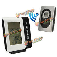 Открытый / закрытый цифровой термометр-гигрометр влажности метеостанции