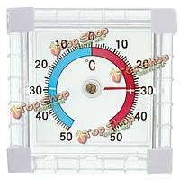 Температура в помещении окна термометр стенка под открытым небом парниковых сад домашнего офиса