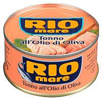 "Тунец в оливковом масле Rio Mare All""Olio di oliva 80 гр"