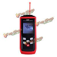 Tasi ta8141 цифровой бесконтактный тахометр 2.5rpm в 59.999rpm