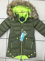Детские куртки на девочек SPEED.A(Польша)
