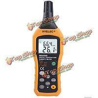 Hyelec ms6508 цифровой измеритель температуры влажности гигрометр термометр погода зация