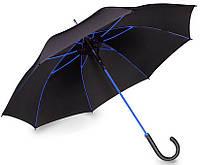Женский зонт трость Doppler  ( автомат ), арт. 740763 синий