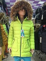 Куртка подростковая на девочку SPEED.A