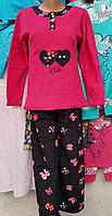 Пижама женская флис