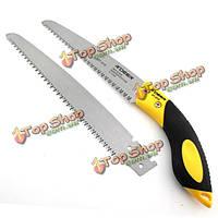 Rdeer GT-213 SK5 стали ножовкой лезвия острые пилы деревообрабатывающий инструмент с 1 дополнительным лезвием