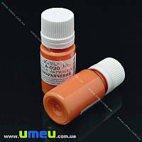 Акриловая краска, Оранжевая, 10 мл, 1 шт (DIF-017427)