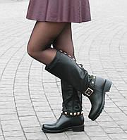 Сапоги резиновые Melody черные 3765