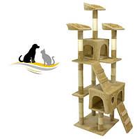 Когтеточки - игровой центр для кошек!