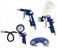 Набор пневмоинструментов Werk Kit-4G (37671)