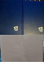 Телефонная книга 132 05C Баладек синий клетка 85х127мм 80листов Полиграфист