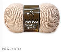 Nako Superlambs Special телесный № 10042