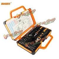 Jakemy JM-6112 69в1 портативном телекоммуникационном ручном инструменте аппаратных средств отвертки установлен