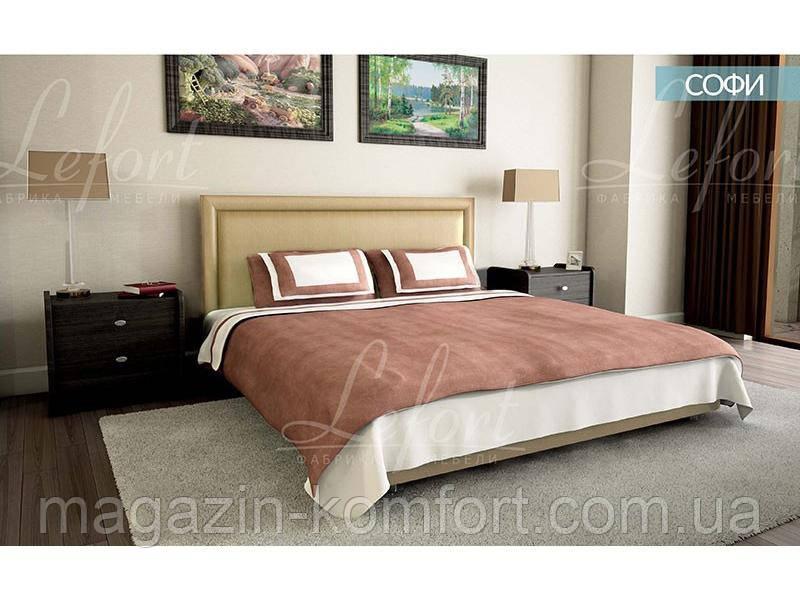 Ліжко Софі двоспальне