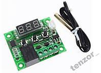 Терморегулятор термостат термореле -50+110, W1209.