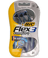 Станок одноразовый BIC Flex Comfort 3 уп 3 шт