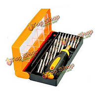 Jakemy JM-8102 22 in 1 Screwdriver Set Multi Bit Head Portable Repair Fix Tool Hand Tools