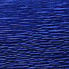 Крепированная  (гофрированная) бумага, Cartotecnica Rossi, 180 г, № 555, синяя