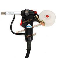 Золотник пистолет защитного газа сварочной горелки 5м свинца двухтактный алюминиевый факел