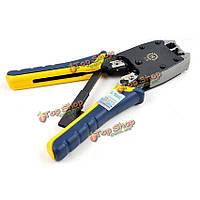 Оригинальный HT-500R обжимной инструмент сеть / телеком rj45 / RJ11 8P8C / 6P4C / 6P2C опрессовки плоскогубцев