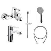 Huber H29K00-1021 Набор смесителей для ванной