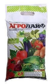 Органическое удобрение Агролайф 2,5 кг, фото 2
